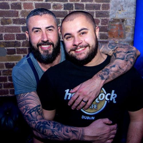 Gay men deep throting